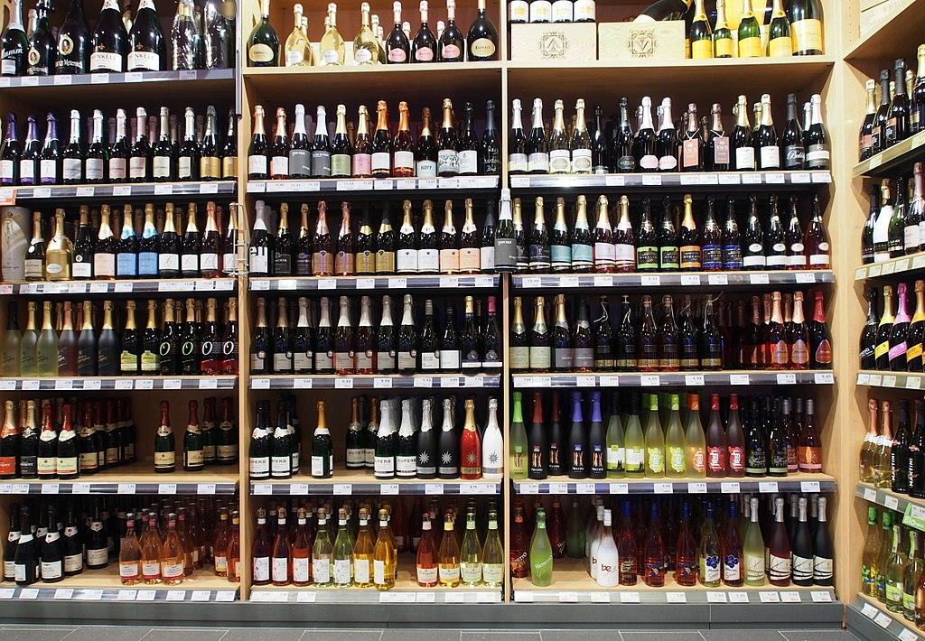 File:Edeka, Cité, Baden-Baden, Alkoholische Getränke Bild 7.JPG ...