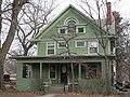 Edgar A. Burnett house (Lincoln, Nebraska) from S 1.JPG