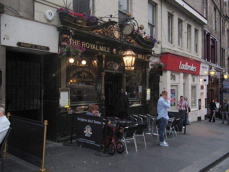 Dicas de restaurantes em Edimburgo