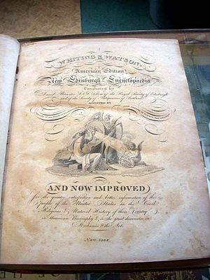 Edinburgh Encyclopædia - American reprint 1832