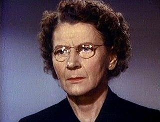 Edith Evanson American actress