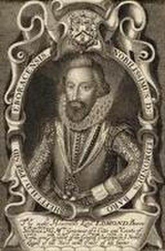 Lord Lieutenant of Yorkshire - Edmund Sheffield