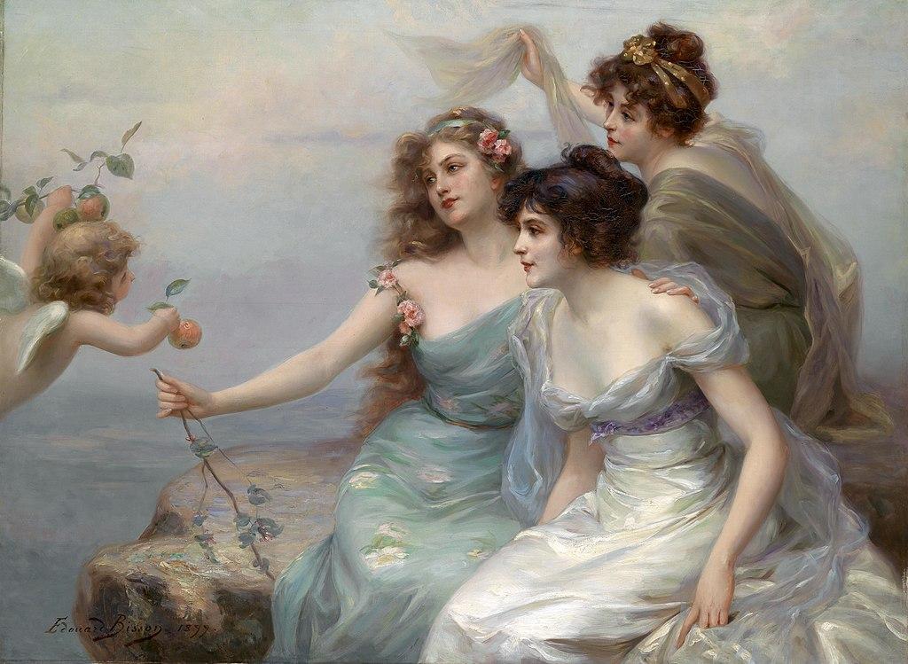 Edouard Bisson Die drei Grazien 1899.jpg