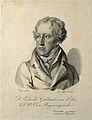 Eduard Vincenz Guldener von Lobes. Line engraving by J. Eiss Wellcome V0002462.jpg