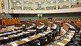Eduskunta istuntosali Session Hall of Parliament House (Finland) 06.jpg