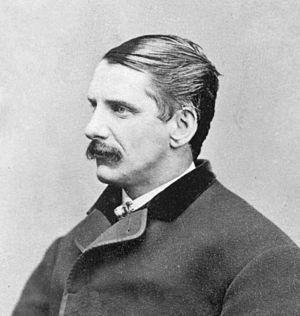 Edward Dicey - Edward Dicey in 1865