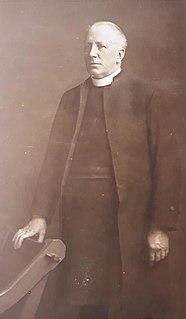 Edward Hardcastle (priest) Anglican clergyman