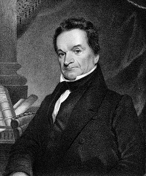 Louisiana's 1st congressional district - Image: Edward Livingston of New York