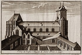 Image illustrative de l'article Collégiale Saint-Denis de Liège
