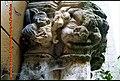 Eglise Saint-Jean-Baptiste de Caylus, Portail Obscur.jpg