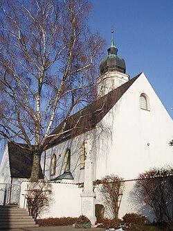 Egweil im Landkreis Eichstätt Pfarrkirche St. Martin.jpg