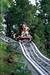 Mountain coaster - Wikipedia