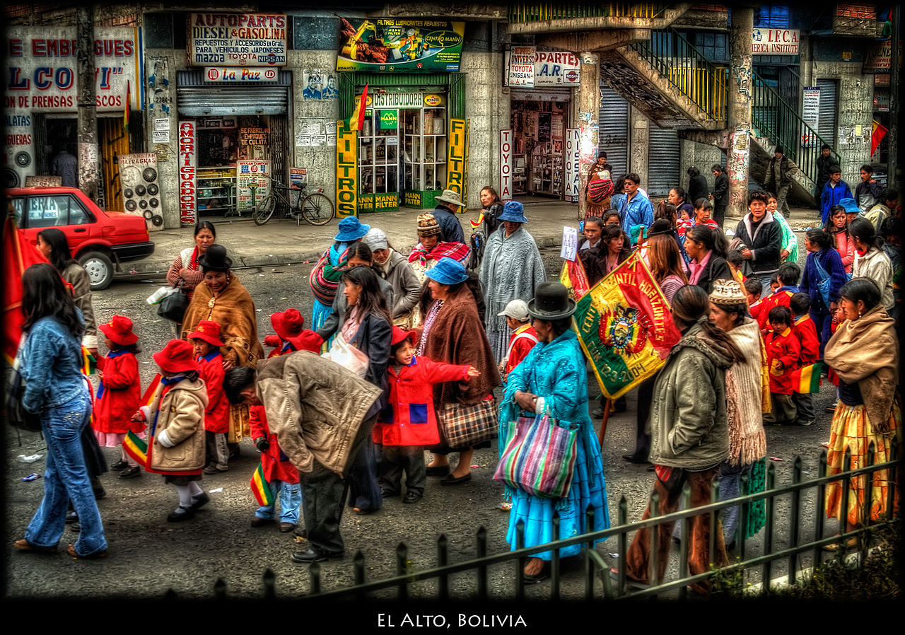 Bolivian Traditions Culture Customs Music Food Art