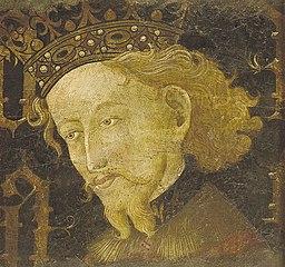 El rey Jaime I el Conquistador, por Jaume Mateu