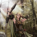 Elf markwoman by Kitty (cropped).png