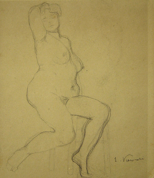 File:Eliseu Visconti - Nu feminino c. 1900 (MON - Curitiba).jpg