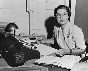Elizabeth Roemer - Elizabeth Roemer in 1963