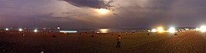 Edward Elliot's Beach - Elliots beach at night