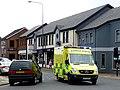 Emergency call, Omagh (geograph 4014769).jpg
