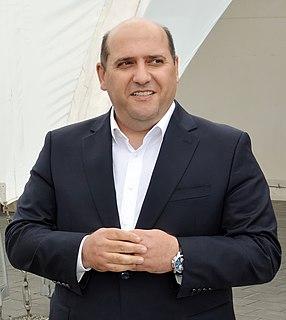 Emin Huseynov (economist) Azerbaijani economist and politician