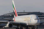 Emirates Airbus A380-861 A6-EEU (16673167768).jpg