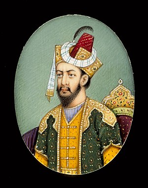 Hindal Mirza - Hindal's older brother, the Emperor Humayun