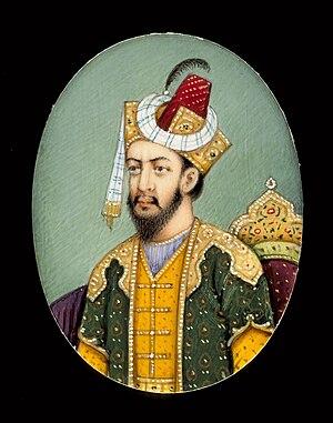 Humayun's Tomb - Mughal Emperor, Humayun r. 1508 - 1556