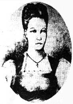 José María Vargas - Image: Encarnación Maitin