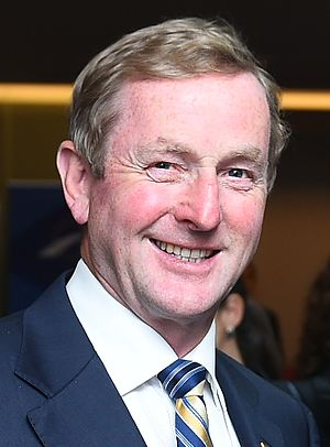 Father of the Dáil - Enda Kenny has been Father of the Dáil since 2007