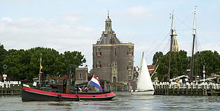 Enkhuizen Municipality in North Holland, Netherlands