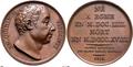 Ennio Quirino Visconti Medaile 1818.png