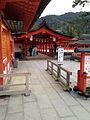 Entrance gate of Itsukushima Shrine.jpg