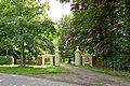 Entrance gates to Place Newton - geograph.org.uk - 881695.jpg