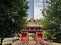 Entrance of Shiba Park.jpg