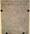 Epigrafe, chiesa di Sant'Agostino (Massa Marittima) 01.jpg
