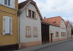 Dürkheimer Straße in Frankenthal (Pfalz)