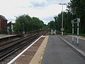 Epsom station platform 3 look south3.JPG