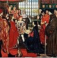 Erasmus visiting the children of Henry VII.jpg