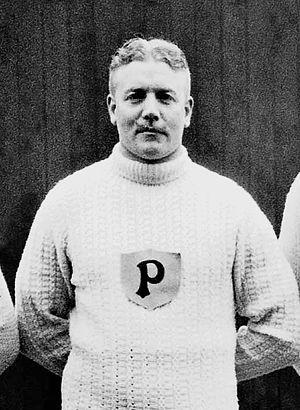 Erik Algot Fredriksson - Fredriksson at the 1912 Olympics
