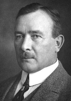 Fotografi af Erik Axel Karlfeldt fra 1931.