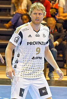 Erlend Mamelund Norwegian handball player