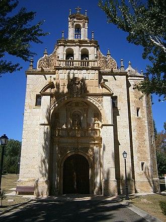 Fuentespina - Santísima Trinidad shrine (18th century)