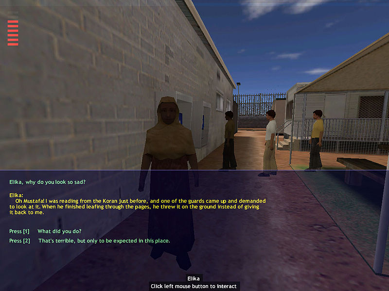 Escape from Woomera: Political Proactivism for geeks