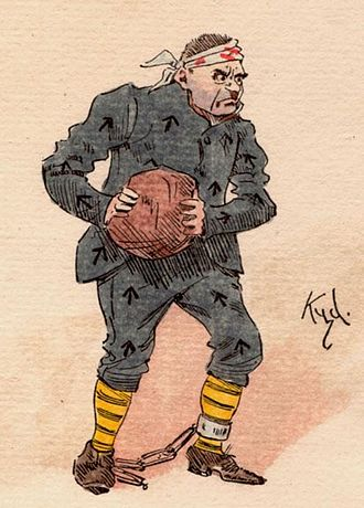 Abel Magwitch - Abel Magwitch by 'Kyd' (c.1900)