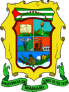 Coat of arms of Manabí