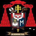 Escudo Cardenalicio de Baltazar Porras.png