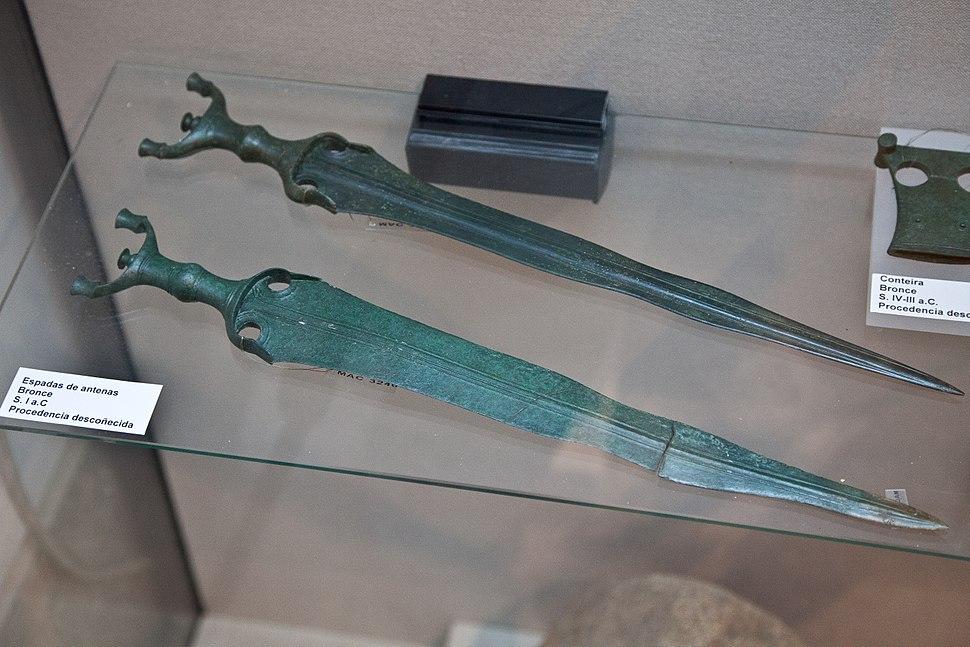 Espadas de Antenas