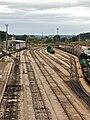 Estação da Pampilhosa, 2008.09.03 (início da Linha da Beira Alta).jpg