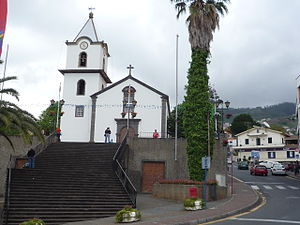Estreito de Câmara de Lobos - Church of Nossa Senhora da Graça
