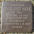 Etkar Josef André - Adlerstraße 12 (Hamburg-Barmbek-Nord).Stolperstein.nnw.jpg